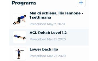 Programma di esercizi online ilio iannone