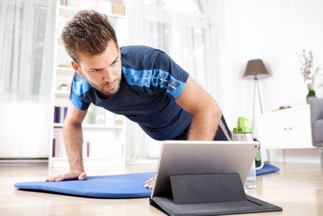 servizio fisioterapia online Ilio Iannone