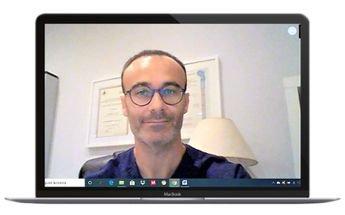 Video call iniziale con Ilio Iannone